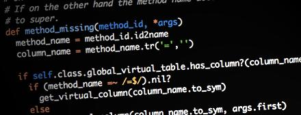 Ruby on Rails kode i TextMate